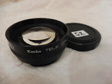 KENKO TELE CONVERTER LENS X1.4 KST - 14 MADE JAPAN KST14