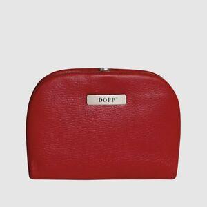 Buxton Dopp Leather 6 Piece Framed Manicure Set