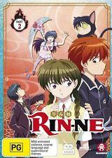 Rin-Ne: Part 2 (Eps 14-25) (Subtitled Edition) NEW DVD (Region 4 Australia)