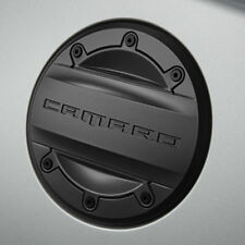 2016-2019 Camaro Genuine GM Accessory All Black Fuel Door Gas 23506590