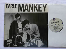 Earle MANKEY  Same  USA Orig LP SELECT Records(1980) experimental- NM shrink/EX+