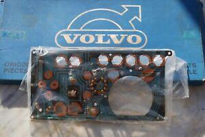 Tacho Instrument Leiterplatte    Volvo 240 244   TNr.: 1215412 OVP neu