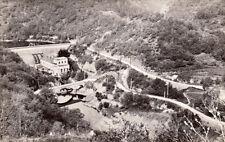 LES FADES viaduc l'usine et la barrage hydro-électrique vue générale