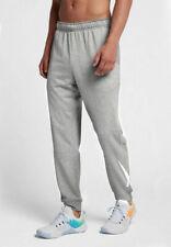 ccc8f7fd455fa8 Nike Training Tapered Joggers Sweatpants Grey White 932245-063 Men s Size  Medium