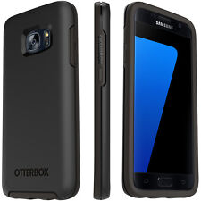 NEW OtterBox Symmetry Series Sleek Case for Samsung Galaxy S7 - Black