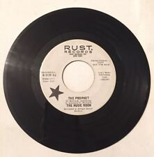 THE MUSIC ROOM, THE PROPHET, RUST RECORDS#5129, PROMO 45 RECORD, 1966