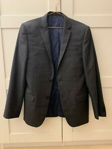 Ted Baker black suit W:32 chest size 40