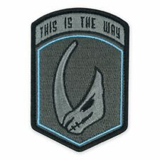 PDW This Is The Way Clan Of Two Morale Patch Prometheus Design Werx Star Wars