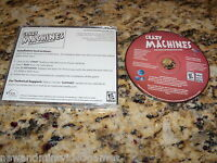Crazy Machines The Wacky Contrations Game (PC) Game (Near Mint)