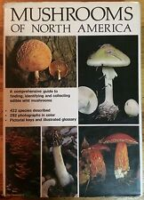 Mushrooms of North America by Orson K. Miller (1972, Hardcover)