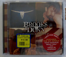 Steers and Stripes by Brooks & Dunn (CD, Apr-2001, Arista)