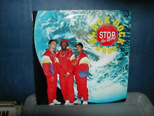 Black Rock n Ron-Stop the world LP 1989