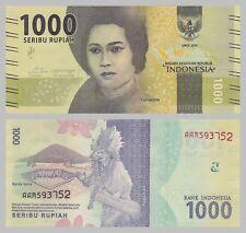 Indonesien / Indonesia 1000 Rupiah 2016 Nationalhelden unz.