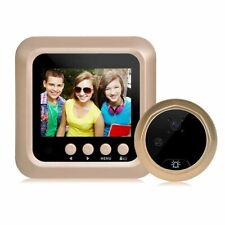 Doorbell Digital Door Viewer Smart Vision Door Camera Monitor Indoor Viewer