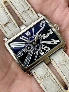 Roger Dubuis Too Much T31980 31x42mm 18K White Gold Cal. RD98 Manual Winding
