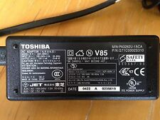 Toshiba Laptop Charger Power Adapter ADP-60RH A P/N G71C0002S310