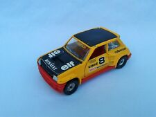 Corgi RENAULT 5 TURBO Diecast Rally Car #8 - Loose