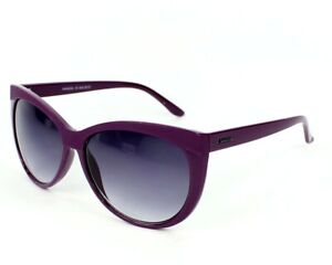 Kangol KS6015 C2 5619 Women's Purple Sunglasses Grey Gradient Lenses