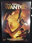 DVD - Comme neuf - WANTED -Zone 2 - ANGELINA JOLIE, MORGAN FREEMAN