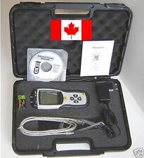 DT-8890 Digital Manometer Differential Air Pressure Meter Gauge ±5 psi