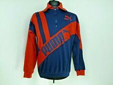 Retro 1990's Puma Football Track top Puma medium