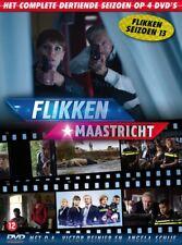 DVD  - FLIKKEN MAASTRICHT - SEIZOEN  13  (NEW / NIEUW / NOUVEAU / SEALED)