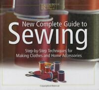 New Complete Guide To Sewing  by Editors of Reader's Digest