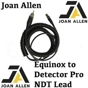 Joan Allen Equinox to Detector Pro NDT Lead