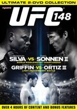 UFC 148: Silva Vs Sonnen 2 (Double DVD) (E) NEW SEALED