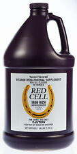 Red Cell, Iron Rich Supplement, gal