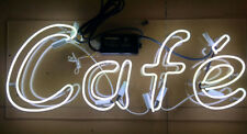 "New Cafe Bar Decor Pub Poster Acrylic Neon Light Sign 24""x12"""