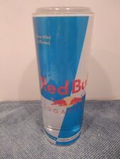 Red Bull Plastic Can