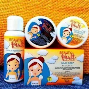 Beauty Vault Premium Rejuvenating Set. FDA Approved