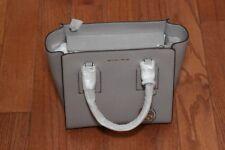 NWT Michael Kors $298 Selby Medium Satchel Tote Handbag Pearl