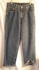 Jean Tommy Jeans 33 waist 30 length Tommy Hilfiger Denim sides cut at bottom