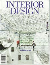 INTERIOR DESIGN, 2014      NUMBER,1     WALKING ON AIR