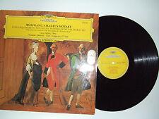 Mozart-Streichquintett G-Moll KV 516 Hornquintett ES-Dur KV 40-Disco 33 Giri LP