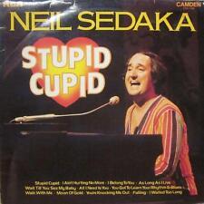Neil Sedaka(Vinyl LP)Stupid Cupid-RCA-CDS 1156-UK-VG/VG+