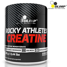 ROCKY CREATINE MONOHYDRATE 200g - Strong Creatine With Magnesium & Vitamin B6