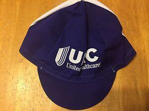 United Healthcare Stretch Hat - Bike Hat - Road Bike - Italy
