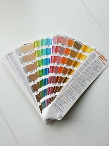 Pantone Formula Guide Uncoated (2nd Edition, First Printing)
