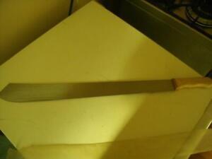 machete survival  71 cm long  thats a blade full tang blade clearance sale