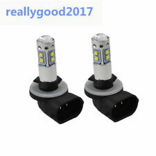 CREE LED HEADLIGHT BULB FOR POLARIS SPORTSMAN LIGHT 100W 6000K WHITE HIGH POWER