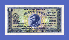 ETHIOPIA - 2 Thalers 1933s - Reproductions - See description!!!