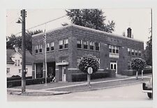 RPPC,Richmond,MO.City Hall & Fire House,Ray County,L.L.Cook,1950s