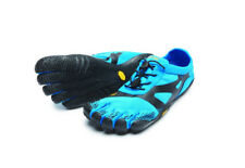Scarpe da ginnastica da uomo blu Vibram in gomma