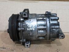 VAUXHALL VECTRA C 2006 1.8 PETROL AIR CON COMPRESSOR PUMP P/N: 13217307