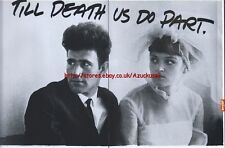 "Levi's ""Till Death Us Do Part"" Album 1991 Magazine Advert #2011"