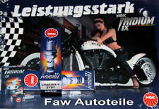 Bougies NGK pour motocyclette