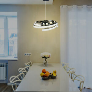 LED Deckenleuchte Lampe Hängeleuchte Kristall Kronleuchter Lüster Pendelleuchte